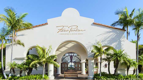 The Fess Parker Santa Barbara Hotel Resort Credit