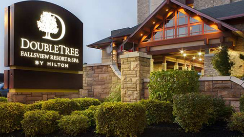 DoubleTree Fallsview Resort & Spa Resort Credit