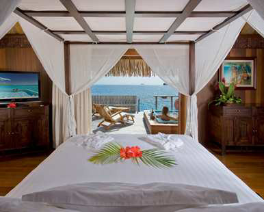Our King Royal Overwater Villa