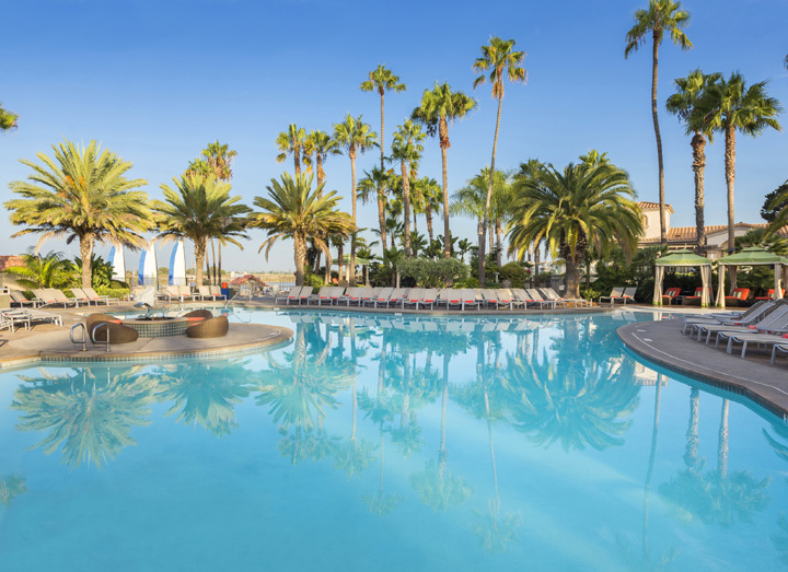 Trip Contribution to Hilton San Diego Resort & Spa
