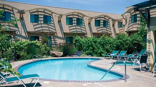 DoubleTree by Hilton Hotel & Spa Napa Valley Resort Credit