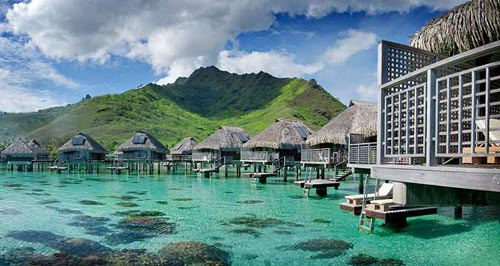 Hilton Moorea Lagoon Resort & Spa Resort Credit