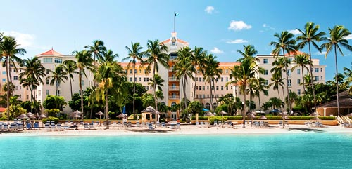 British Colonial Hilton Nassau Hotel Resort Credit