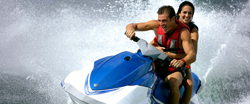 Our Water Sports Package