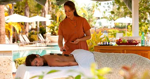 Neroli Signature Stone Massage