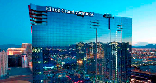 Elara, A Hilton Grand Vacations Hotel-Center Strip Credit