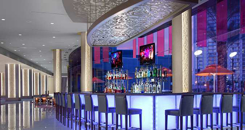 Dining and Drinks at Lobby Bar