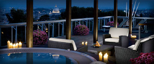 Rome Cavalieri, Waldorf Astoria Hotels & Resorts Credit