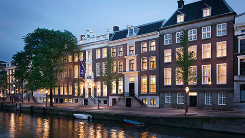 Waldorf Astoria Amsterdam Resort Credit