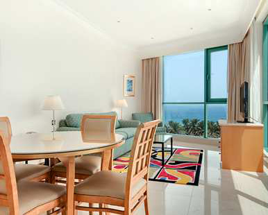 Our King Executive Sea View Suite