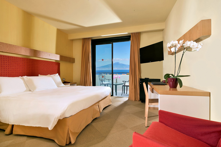 Our King Guestroom Sea View